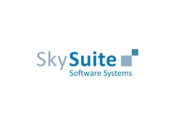 Sky Suite Software Systems Logo Design by Daniel Sim