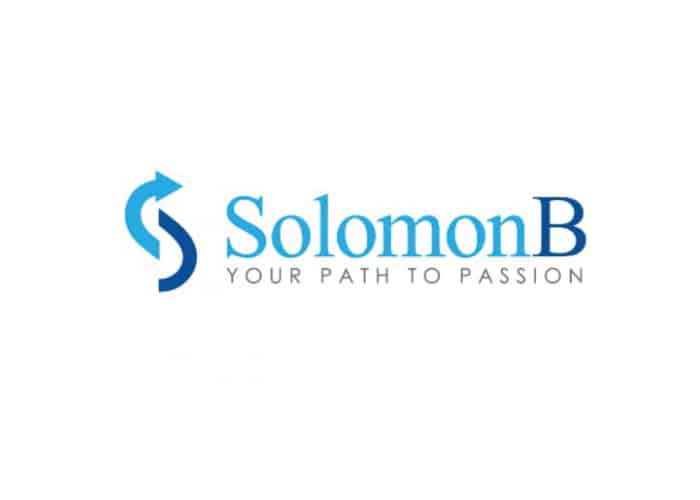 Solomon B Logo Design by Daniel Sim