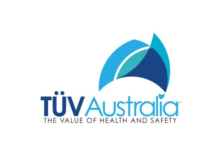 The Value of Health and Safety Australia Logo Design by Daniel Sim