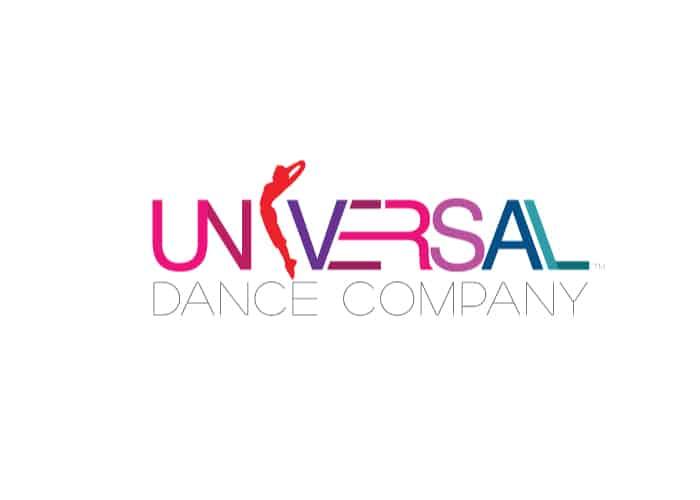 Universal Dance Company Logo Design by Daniel Sim